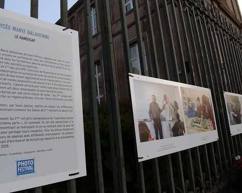 Exposition photos - Festival de la baie de Saint-Brieuc