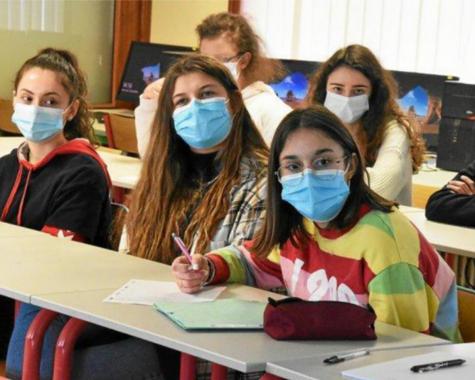 Un projet d'audiodescription pour les malvoyants au lycée Marie-Balavenne de Saint-Brieuc