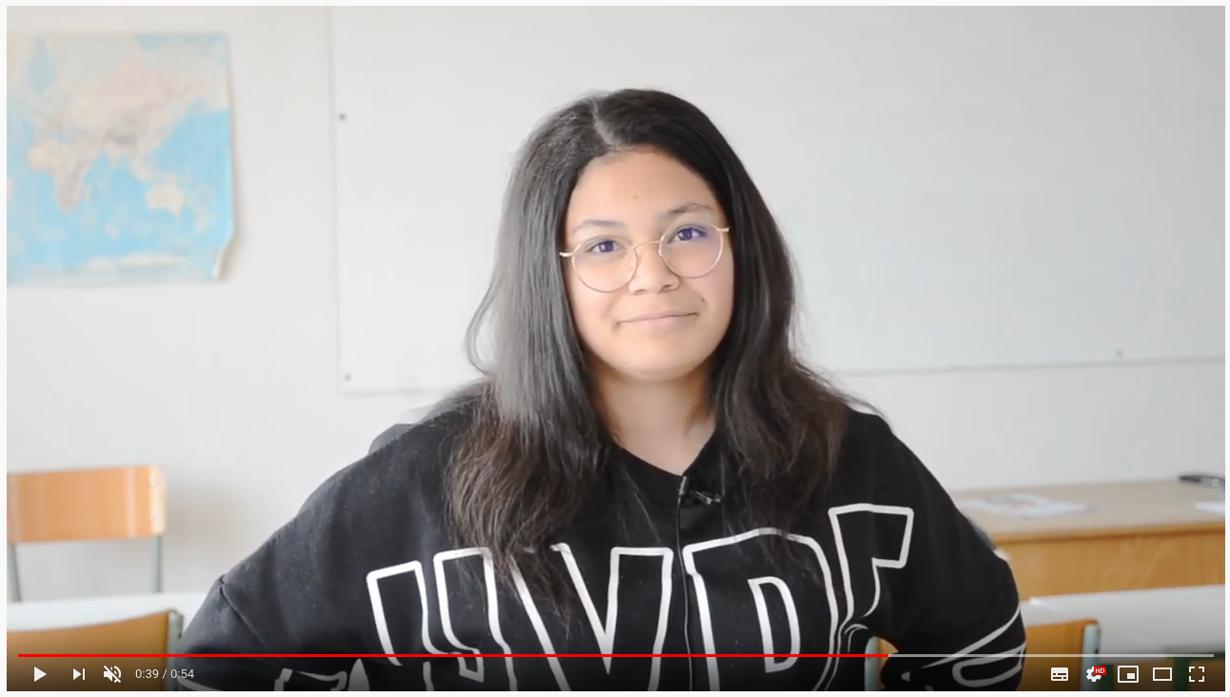 video : esperancia, 3eme preparatoire a l enseignement professionnel au lycee marie balavenne a saint-brieuc